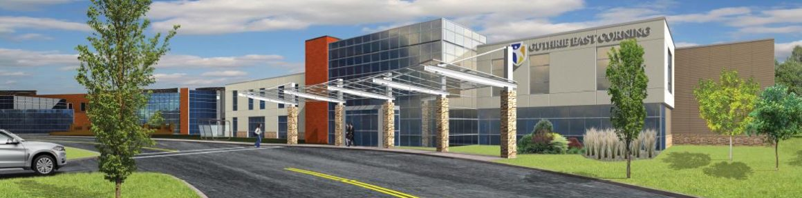 New Specialty, Outpatient Care Locations