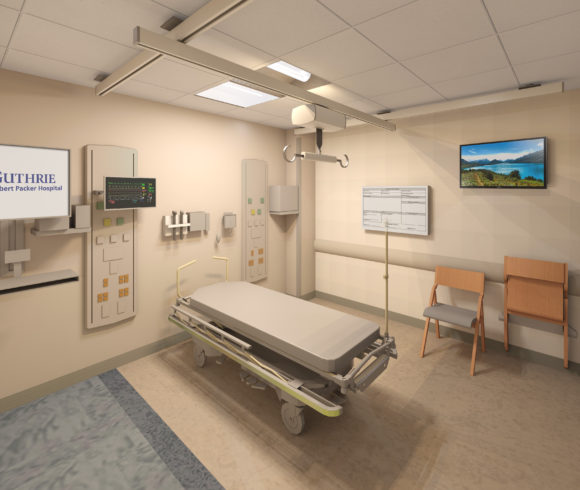 Expanded Emergency Department