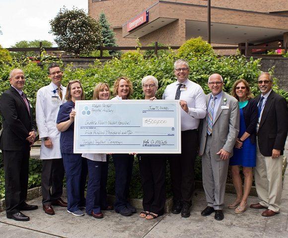 Guthrie Robert Packer Hospital Auxiliary Donates $500,000