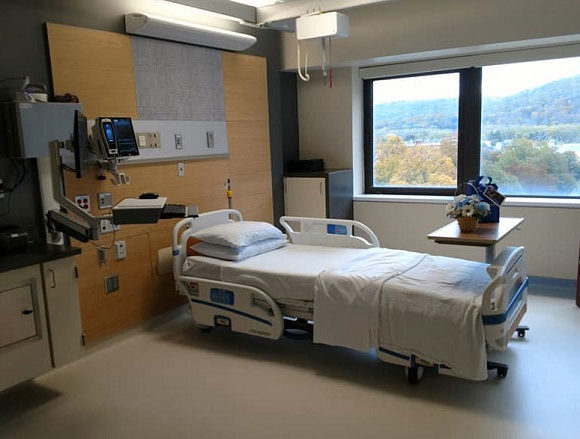 Redesigned cardiac care unit opens