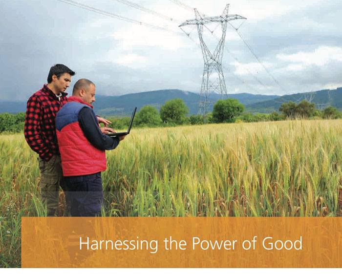 Harnessing the Power of Good