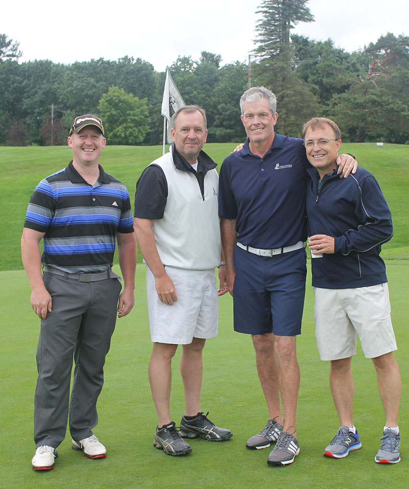 The 17th Annual Golf for Guthrie Hospice raised over $32,000 for hospice care