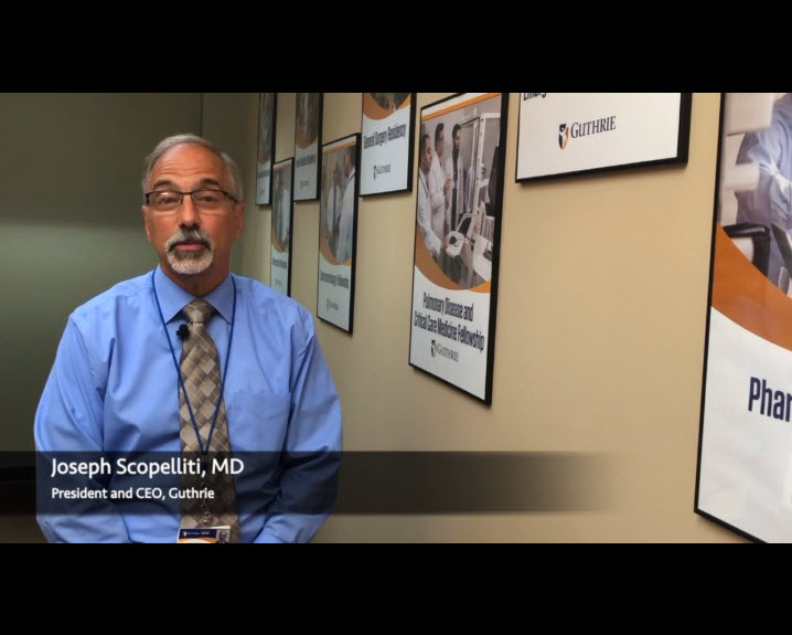 Investing in Tomorrow's Physicians