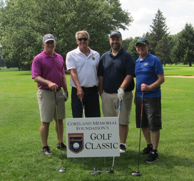 16th Annual Golf Classic Benefits Guthrie Cortland Medical Center