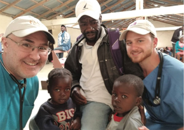Making a Difference at Guthrie and Abroad
