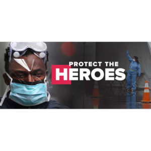 """Pennsylvania Hospitals Unite, Calling on Communities to """"Protect the Heroes"""""""