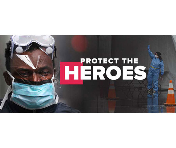"Pennsylvania Hospitals Unite, Calling on Communities to ""Protect the Heroes"""