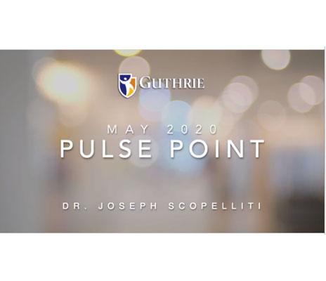 Pulse Point – May 2020