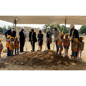 Guthrie and Community Partners Break Ground on Early Childhood Learning Center