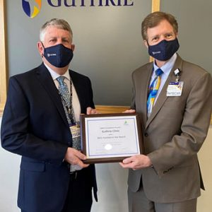 Guthrie Honored for Commitment to Healthcare Quality