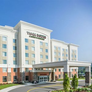Tioga Downs Casino Resort Offers Respite to Frontline Workers